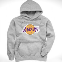 LA Lakers NBA Basketball Team Logo Hoodie