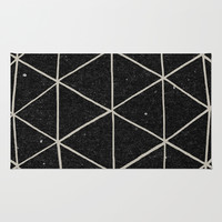 Geodesic Rug by Terry Fan