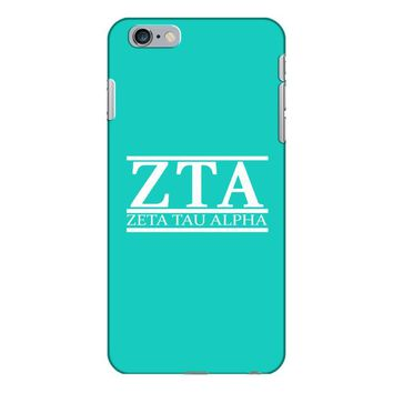 zta zeta tau alpha iPhone 6/6s Plus Case