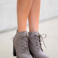 The Twilight Boots, Taupe