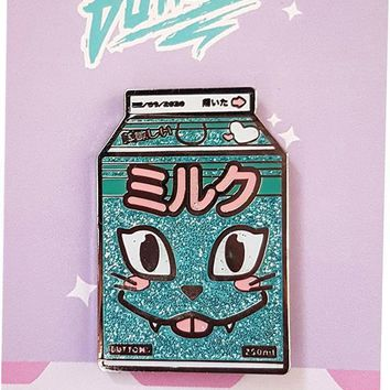 Milk Carton | ENAMEL PIN