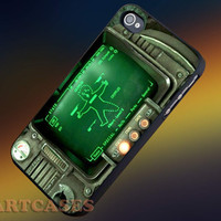 Pipboy 3000 Fall Out iphone 4/4s case, iphone 5/5s,iphone 5c, samsung s3 i9300 case, samsung s4 i9500 case in SmartCasesStore.