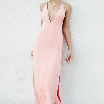Nightwalker Skylar Maxi Dress at PacSun.com