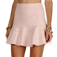 Sale-pink Sweet Talk Mini Skirt