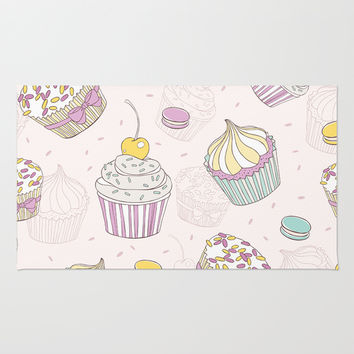 Sweets Galore! Rug by All Is One