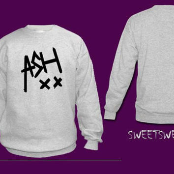 5SOS Ashton Irwin signature sweater sweatshirt Unisex Women and Men