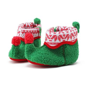 tiny-baby-shoes-christmas-elf-baby number 1