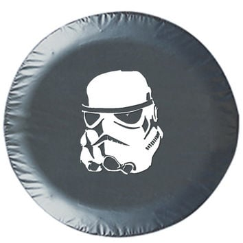 Storm Trooper Tire Cover