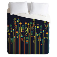 Budi Kwan Overgrow Multi Duvet Cover