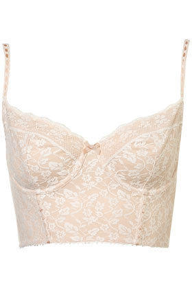 Leafy Lace Bralet - New In This Week  - New In