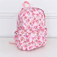 Korean sweet cute backpack