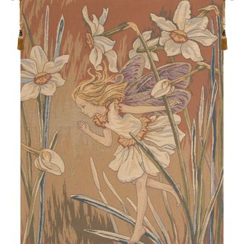 Narcissus Fairy Cicely Mary Barker I European Wall Hangings