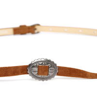Rad Habits Tan Belt