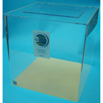 Clear-for-Life Cube 60 Gallon Acrylic Aquarium (Clear)
