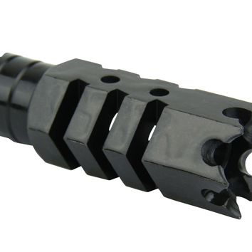 7.62/39mm 14-1 Left Hand Muzzle Brakes Style