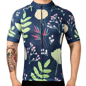 Fualrny Top Quality Breathable Cycling Jersey Clothing Road Bicycle Cycle Clothes Wear Ropa Ciclismo Racing Bike Cycling Jerseys