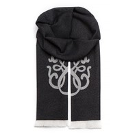 Ebony PATH OF LIFE Gabriel Scarf