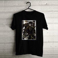 07 Ghost Manga Anime Custom T-shirt | Men T-shirt | Woman T-shirt | Tank Top | Shirts
