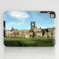 Kirkstall Abbey iPad Case by robdickinsonphotodesign