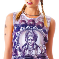 Life Clothing Saraswati Tank Multi