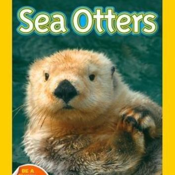 Sea Otters National Geographic Kids, Level 1