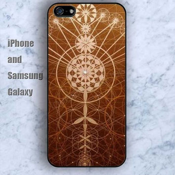 golden dream of pattern iPhone 5/5S case Ipod Silicone plastic Phone cover Waterproof
