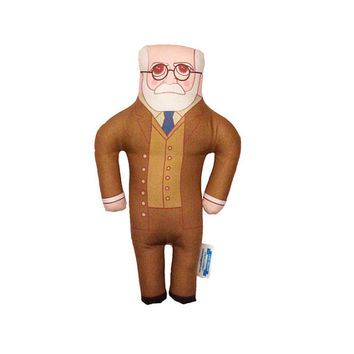 Sigmund Freud Doll - LIMITED EDITION