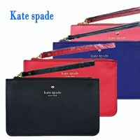 Kate Spade Fashion Cross Wrap Clutch Large Capacity Casual Joker Wallet (22 Color) F/A
