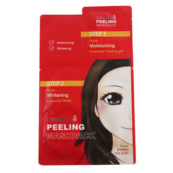 CRECELL Peeling and Whitening Korean Face Mask
