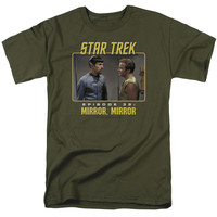 Star Trek Original SeriesMirror Mirror AdultT-Shirt