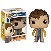 Doctor Who Funko Pop Action Figure