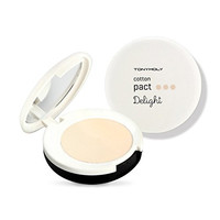 Tony Moly - Delight Cotton Pact - Make Up (01 Clear)