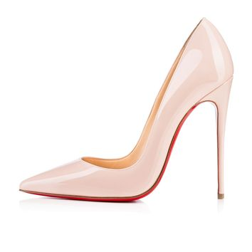 So Kate 120mm Ballerina Patent Leather