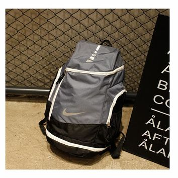 Hot Deal On Sale Korean Backpack Sports Basketball [415613878308]