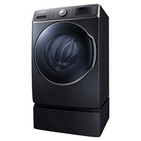 WF9100 5.6 cu. ft. Front Load Washer with SuperSpeed (Onyx)