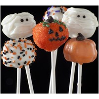 Nordicware Pumpkin Cake Pop Pan for Fall Harvest,Thanksgiving & Halloween