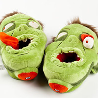 Zombie Slippers | Novelty & Horror Slippers | BunnySlippers.com