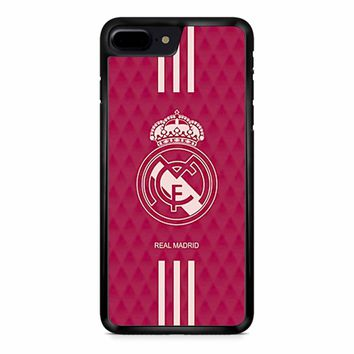Real Madrid Pink iPhone 8 Plus Case