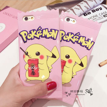 Pokemon GO Apple 6s Phone Case