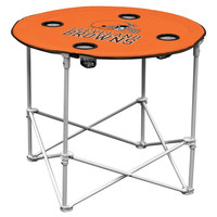 Clevland Browns NFL Portable Round Table