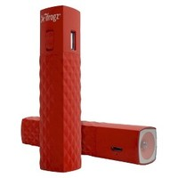 iFrogz GoLite Mobile Phone Battery Charger - Red (IF-GLIT-RD)