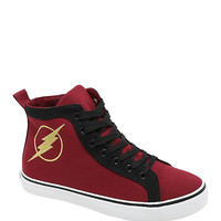 DC Comics The Flash Hi-Top Sneakers