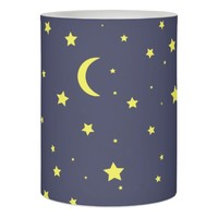 Starry Night Flameless Candle
