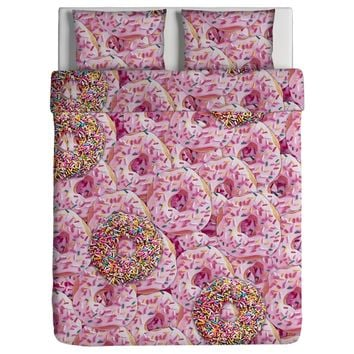 DONUT BEDDING