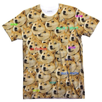Doge Sublimated T-Shirt