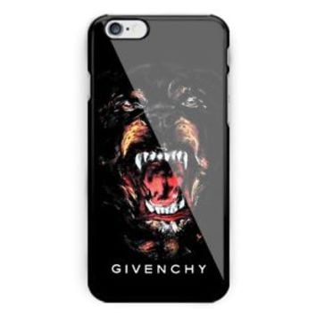 Givenchy Dog Rottweiler Best Custom For iPhone 6 6s 7 8 X Plus Hard Plastic Case