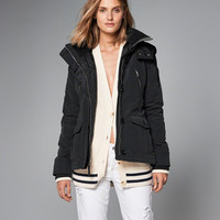 Womens Hard Shell Performance Jacket | Womens Outerwear & Jackets | Abercrombie.com