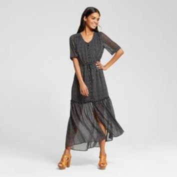 Women's Tiered Maxi Print - Who What Wear ™