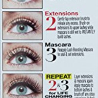 Physicians Formula Eye Booster instant Lash Extension Kit, Ultra Black, 0.21 Ounce