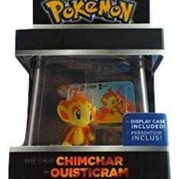 TOMY International Pokemon Trainer's Choice Series 1 Pack-CHIMCHAR